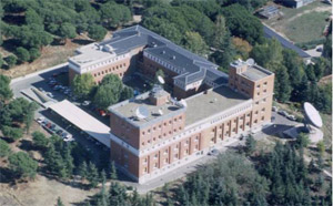 AEMET headquarters (aerial view)